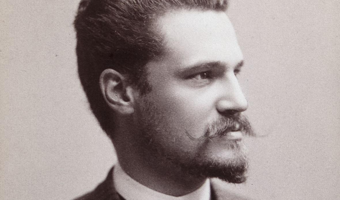 Ernest Thiel, fotografi av Gösta Florman