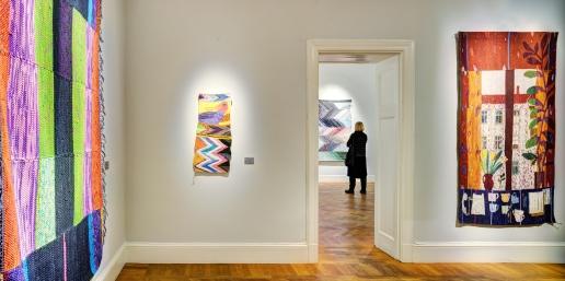 Veronica Nygren utställning,Thielska Galleriet.Foto: Peder Lindbom
