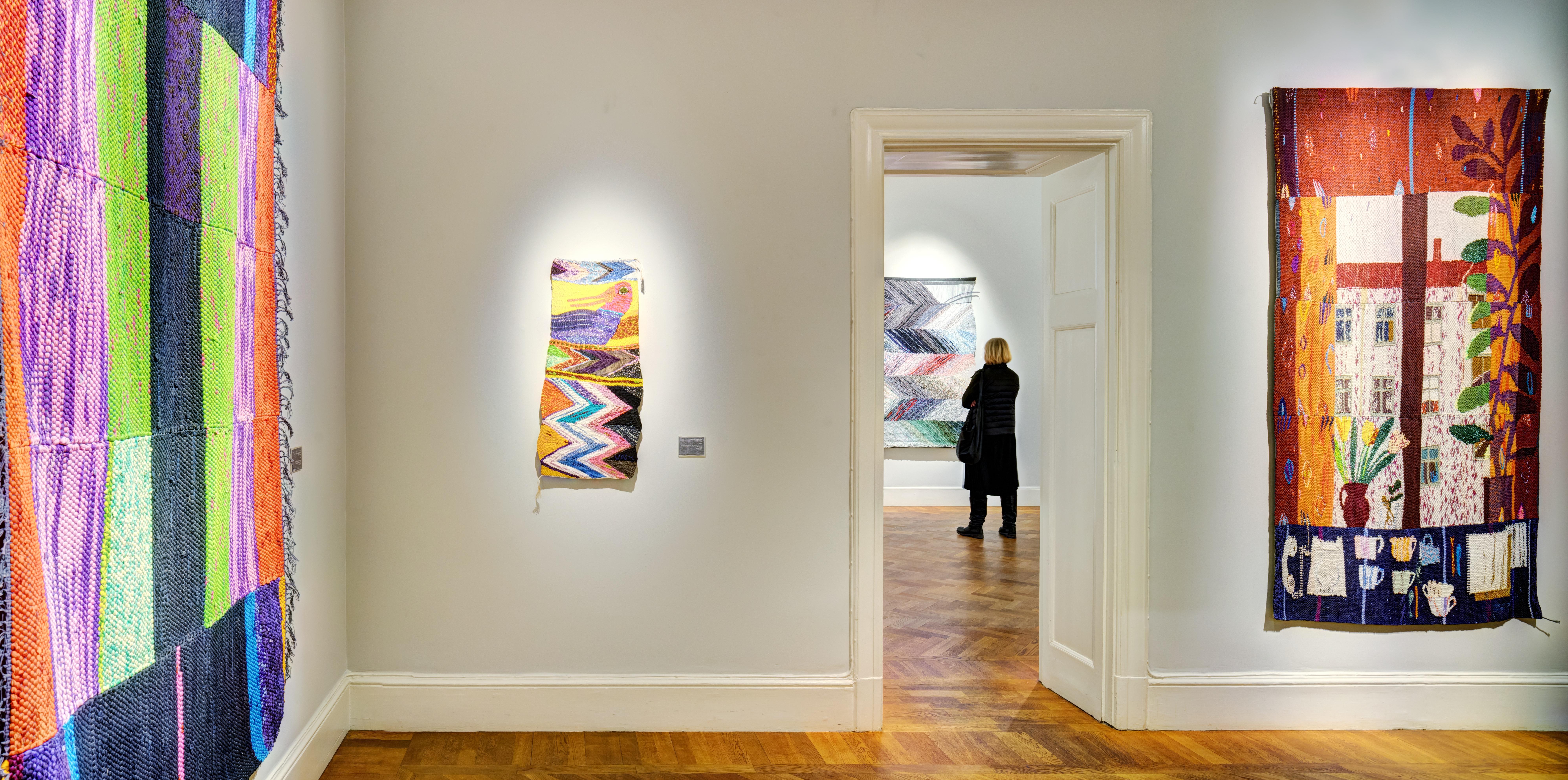 Veronica Nygren ,Thielska Galleriet.Foto: Peder Lindbom
