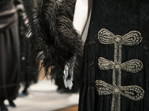 Catwalk på Thielska. Temadag om couture, mode och stil