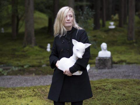 Möte med Karin Wiberg. Konstnärssamtal lett av Patrik Steorn