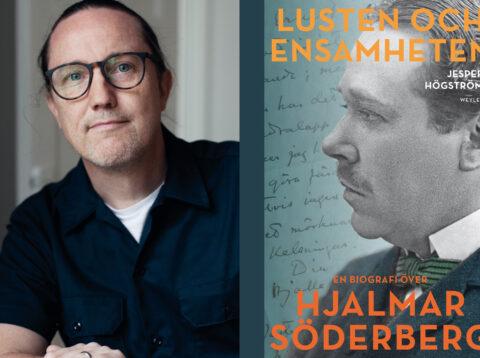 Ny biografi om Hjalmar Söderberg. Författarsamtal och release