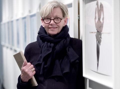 Föreläsning av dräkthistorikern Tonie Lewenhaupt