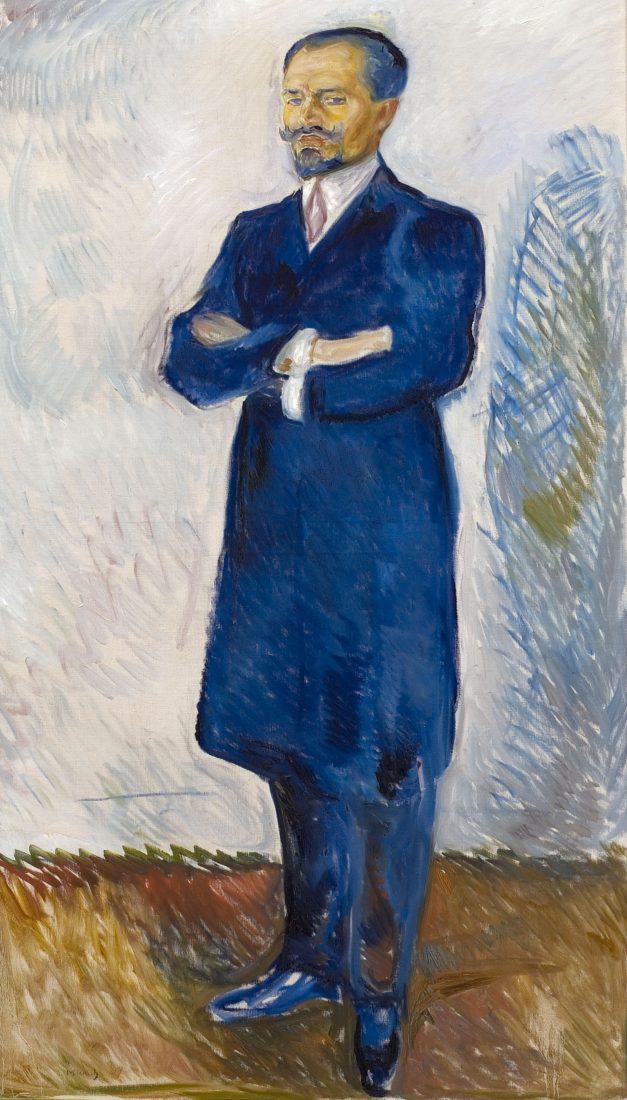 Edvard Munch - The Thiel Gallery