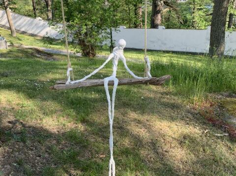 Guidad visning av GARDEN TALES. Contemporary Swedish Sculpture