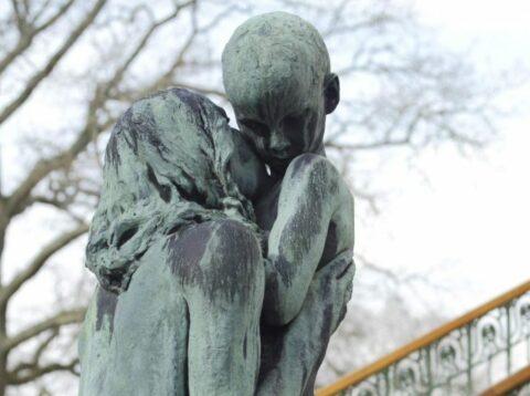 Vernissage Gustav Vigeland. Skulpturens kraft och känsla.
