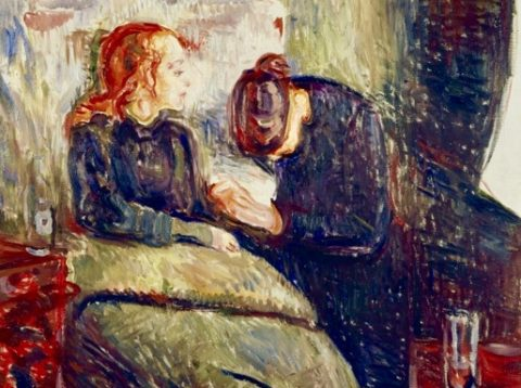 CANCELLED Illness in paintings, science and music. An evening about Edvard Munch and his art