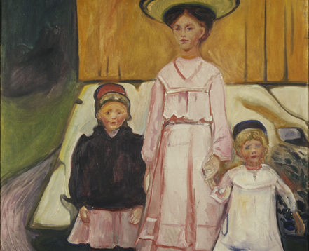 CANCELLED A family guided tour. Edvard Munch and the Thiel collection