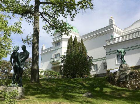 Skulptur och arkitektur — upptäck Thielska Galleriet utifrån