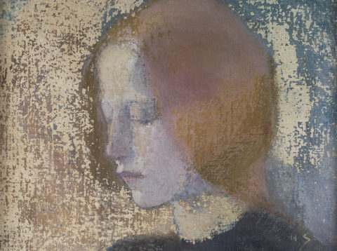 Kommande utställning: Individ och andlighet Från Edelfelt till Schjerfbeck, Gyllenbergs samling på Thielska