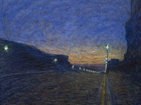 I blåmålarens fotspår - En vandring om Eugène Jansson